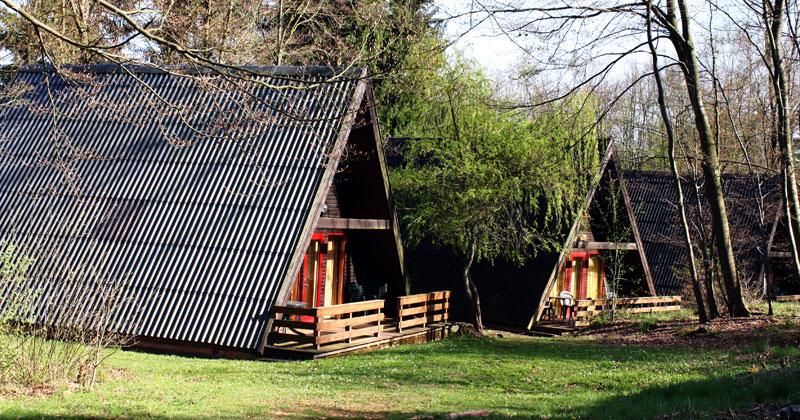 Ferienhäuser im Ferienpark Twistesee