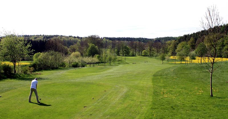 Golfen beim Ferienpark Bad Arolsen