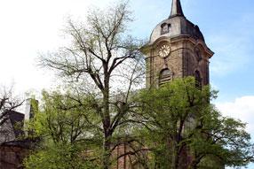 Kirche Bad Arolsen
