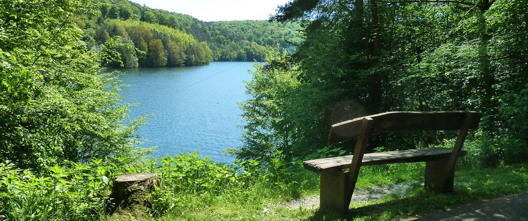 Waldecker Land-Blick auf den Twistesee