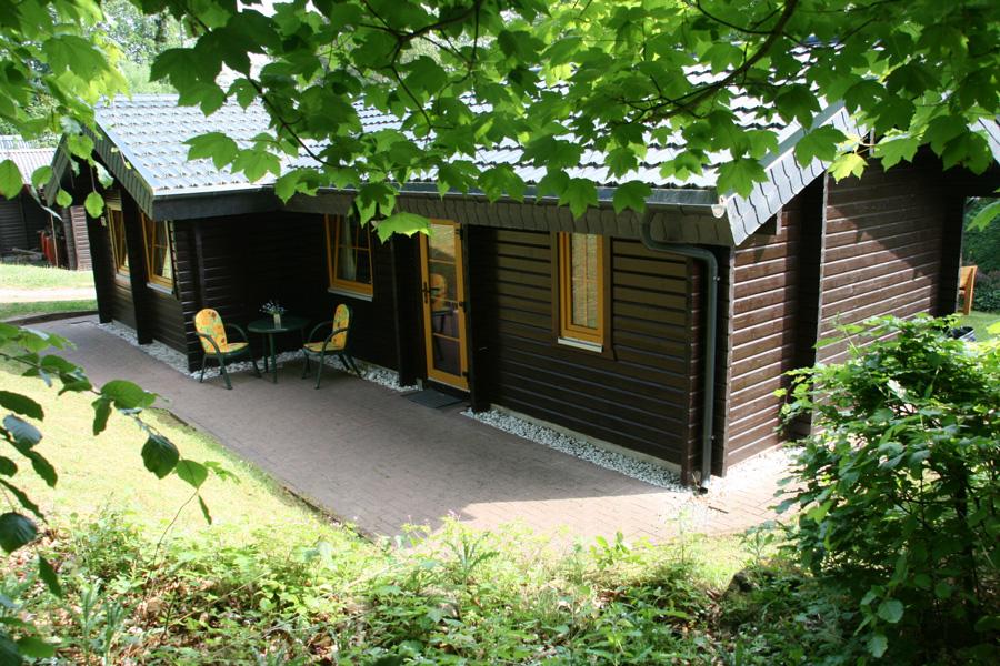 Ferienhaus Jütland Haupteingang